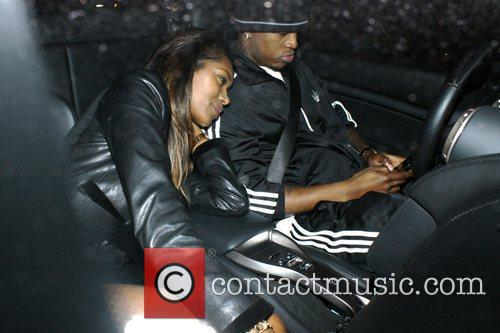 Ne-yo and A Friend 1