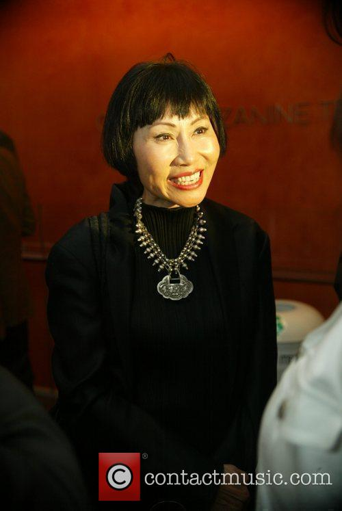 Amy Tan The all-star, all-author rock group Rock...