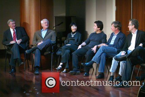 Sam Donaldson, Roy Blount, Amy Tan. Mitch Albom,...