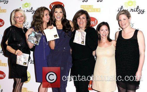 Joely Fisher, Ali Landry and Guests Celebrities Show...