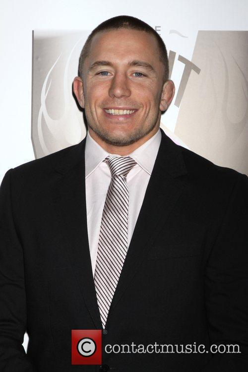 George St. Pierre Fighters Only World Mixed Martial...