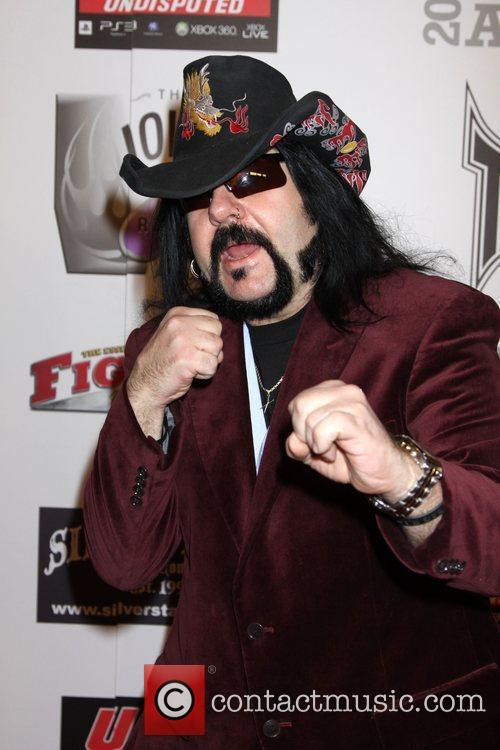Vinnie Paul (Pantera) Fighters Only World Mixed Martial...