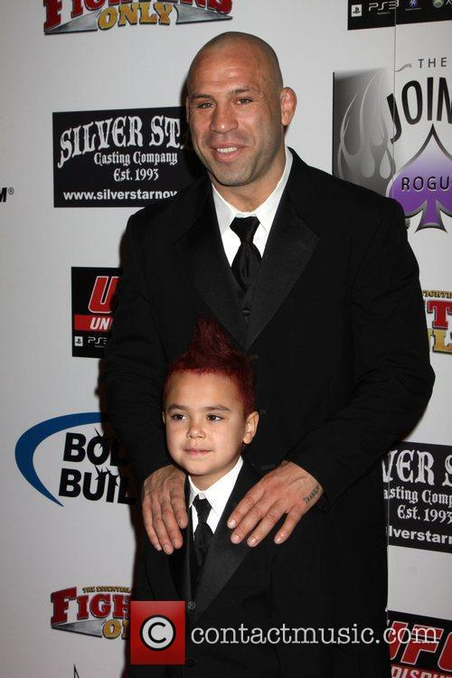 Wanderlei Silva, son Fighters Only World Mixed Martial...