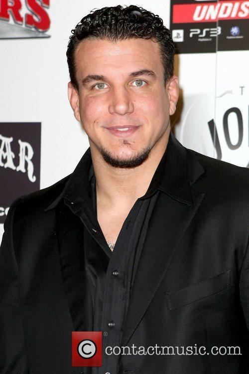 Frank Mir Fighters Only World Mixed Martial Arts...