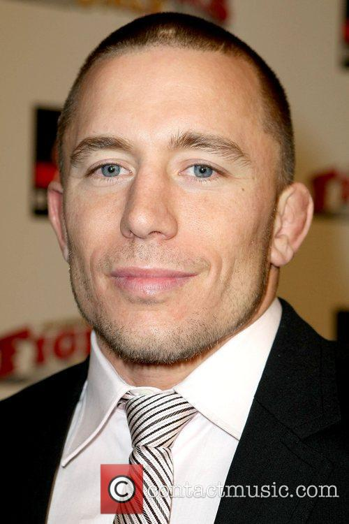 Georges St-Pierre Fighters Only World Mixed Martial Arts...