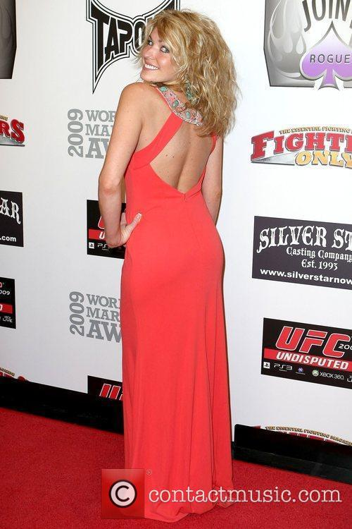 Natasha Wicks Fighters Only World Mixed Martial Arts...