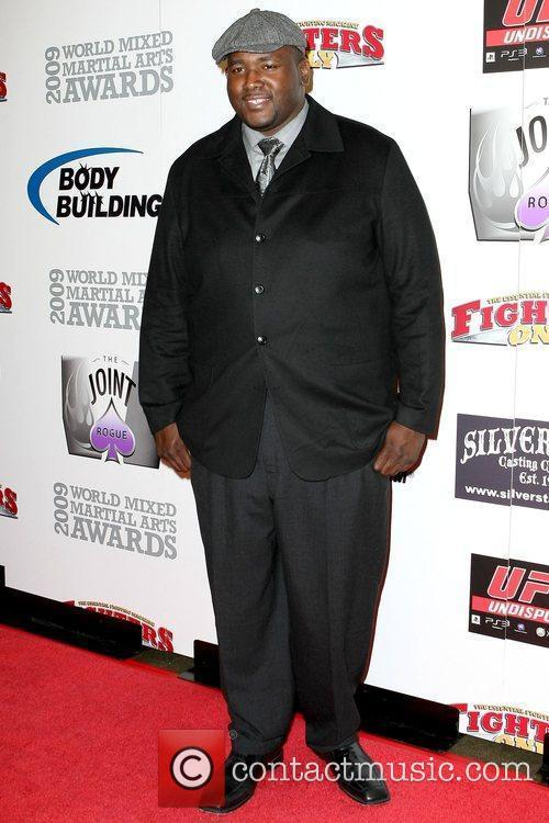 Quinton Aaron Fighters Only World Mixed Martial Arts...
