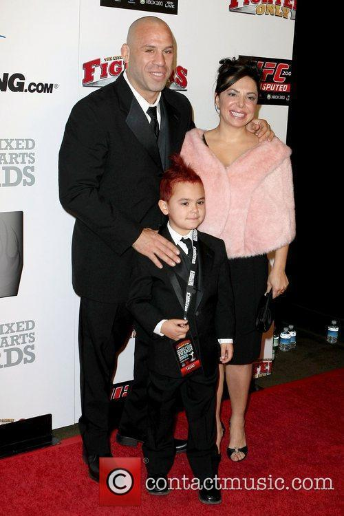Wanderlei Silva and Family Fighters Only World Mixed...