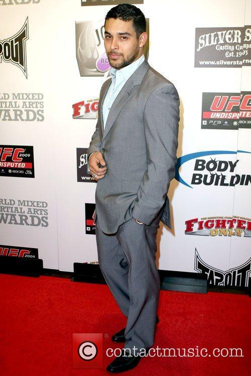 Wilmer Valderrama Fighters Only World Mixed Martial Arts...