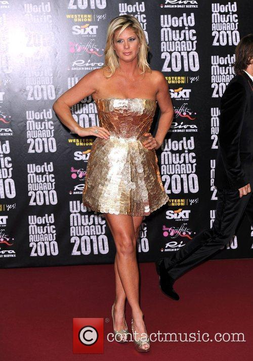 2010 World Music Awards at the Sporting Club...