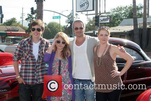 Nick Robinson, Joey Lawrence and Melissa Joan Hart