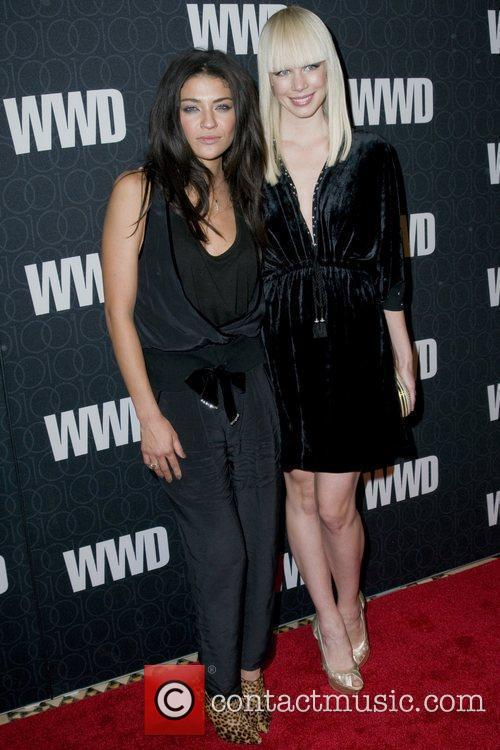 Jessica Szohr and Erin Fetherston The Women's Wear...