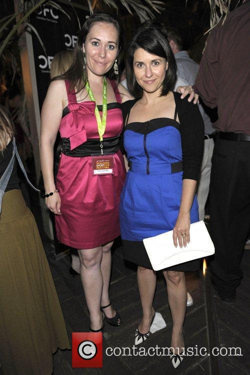 Eileen Arandiga and Myrocia Watamaniuk 16th Annual Worldwide...
