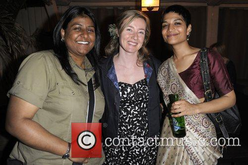 Renata Mohamed, Gisele Gordon, Aparna Kapur 16th Annual...