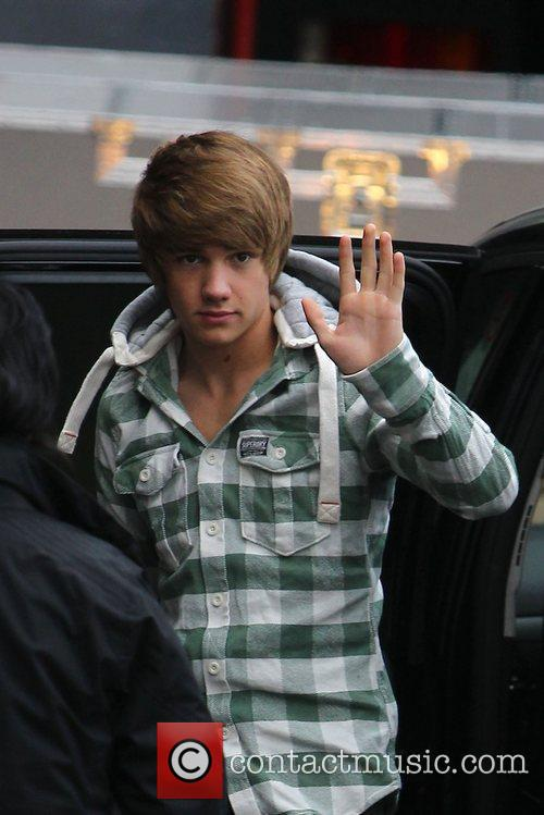 Liam Payne of One Direction 'The X Factor'...