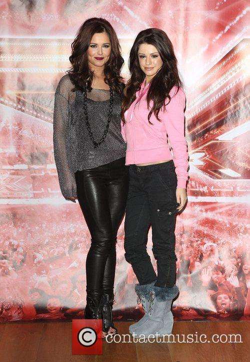 Cher Lloyd and Cheryl Tweedy 2