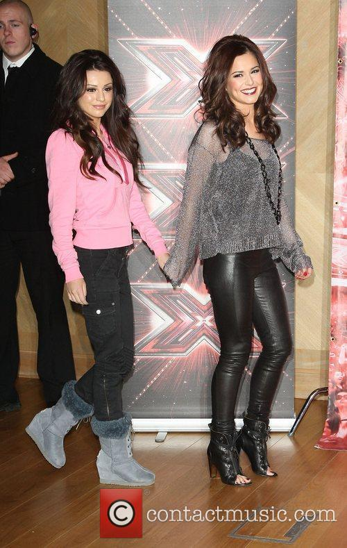 Cher Lloyd and Cheryl Tweedy 3