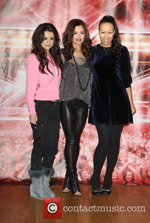 Cher Lloyd and Cheryl Tweedy 4