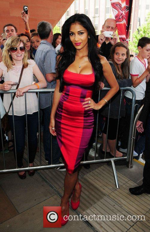 Nicole Scherzinger, The X Factor
