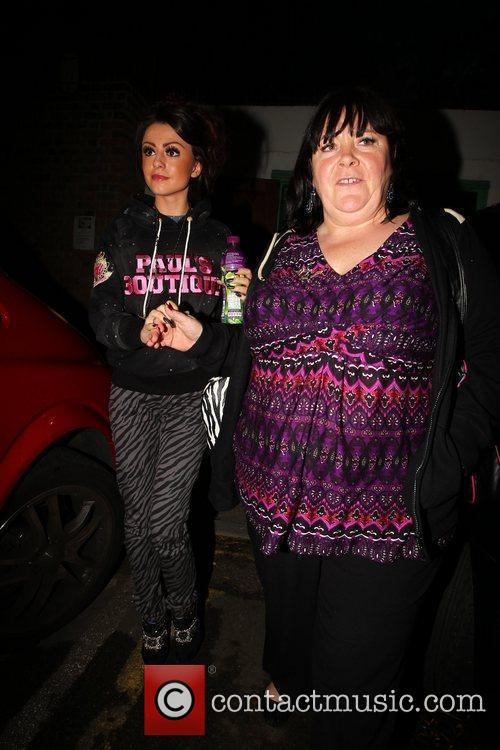 Cher Lloyd, Mary Byrne X Factor contestants leave...