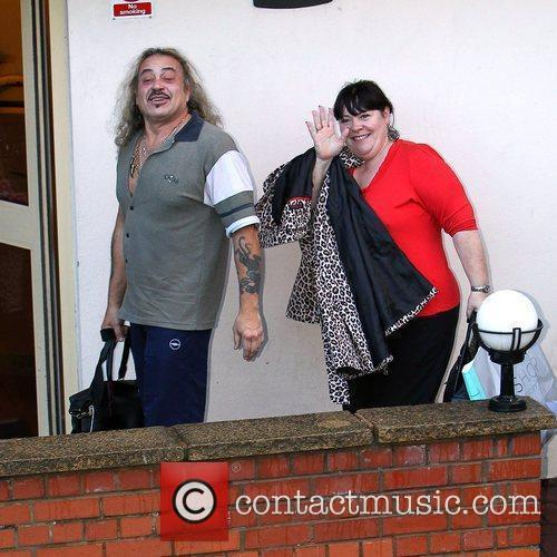 Wagner Carrilho and Mary Byrne 'The X Factor'...