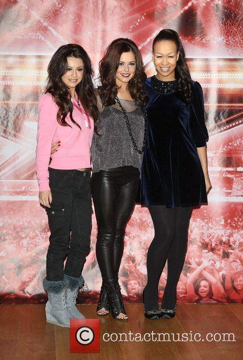 Cher Lloyd and Cheryl Tweedy 7