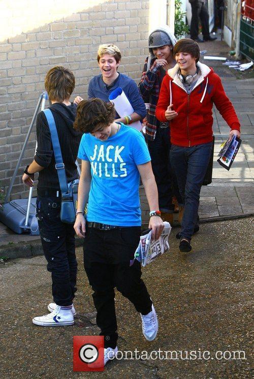 Zain Malik, Niall Horan, Harry Styles, Louis Tomlinson...