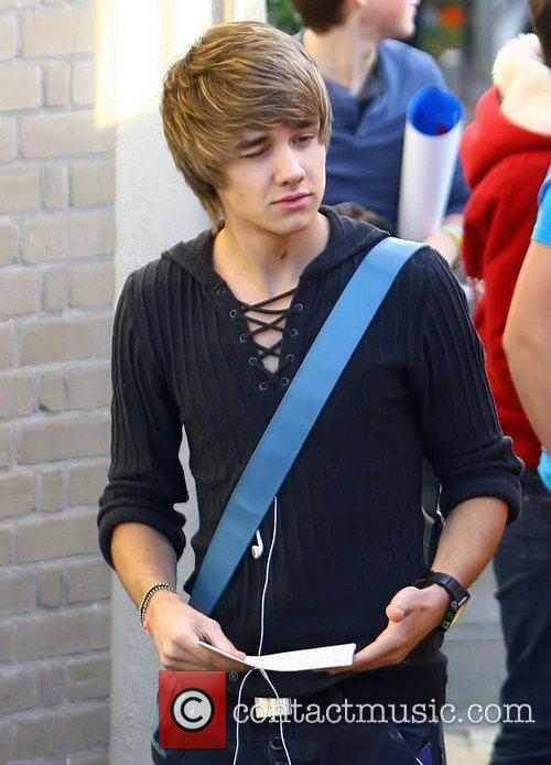 Liam Payne of One Direction arriving at 'The...