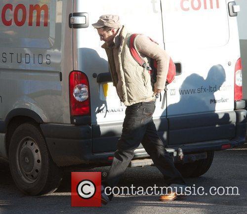 Matt Cardle The X Factor contestants arrive at...