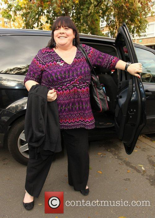 'X Factor' finalist Mary Byrne  arriving at...