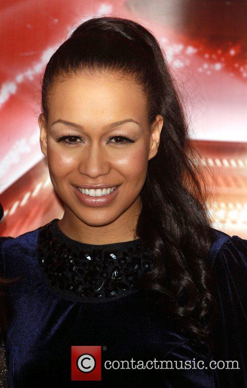 X Factor finalist photocall