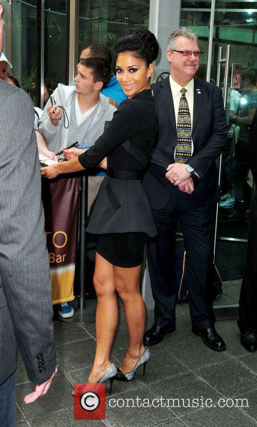 Nicole Scherzinger and Victoria Beckham 6
