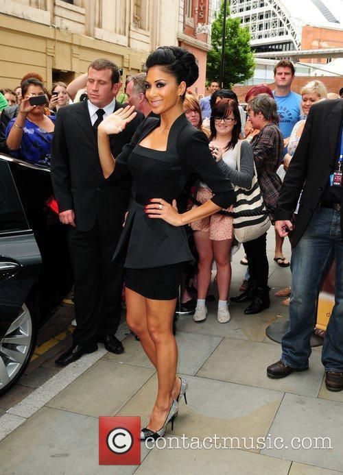 Nicole Scherzinger, Victoria Beckham, The X Factor