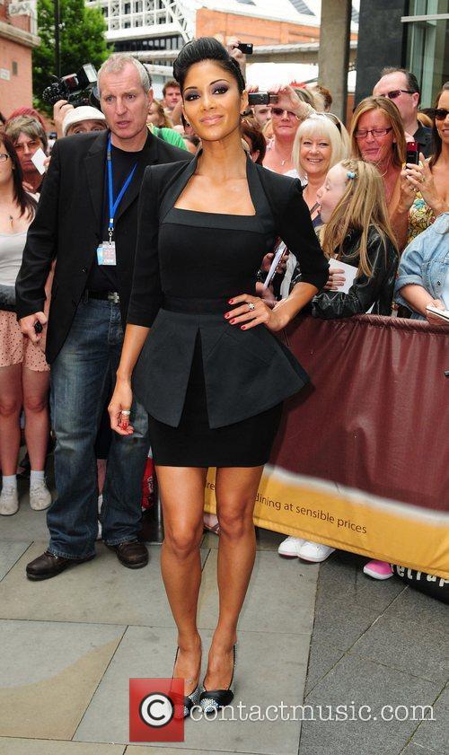 Nicole Scherzinger and Victoria Beckham 12