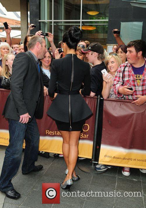 Nicole Scherzinger and Victoria Beckham 11