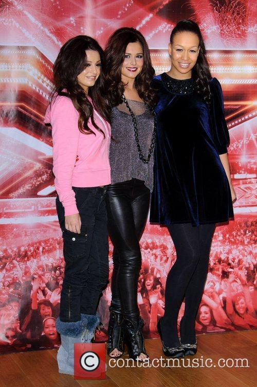 Cher Lloyd and Cheryl Tweedy 1