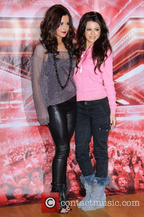 Cheryl Cole and Cher Lloyd 3