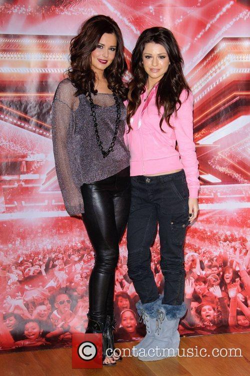 Cheryl Cole and Cher Lloyd 1