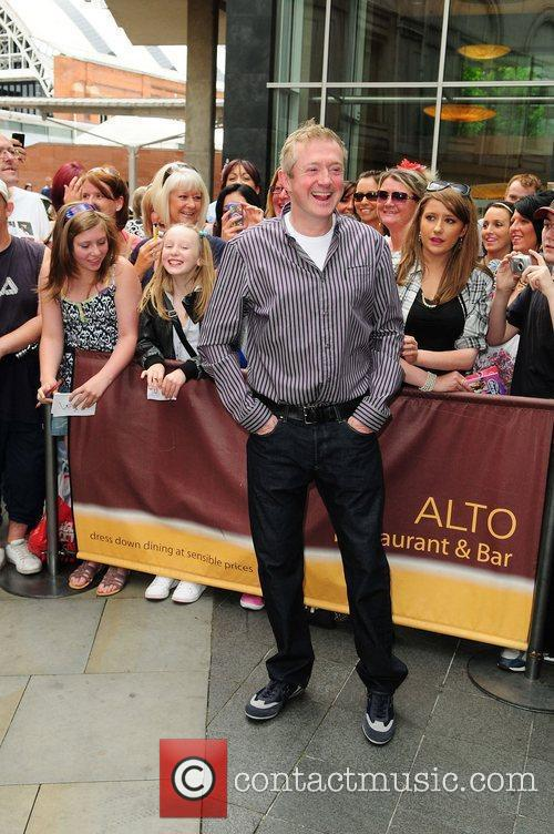 The Manchester leg of the 'X Factor' auditions