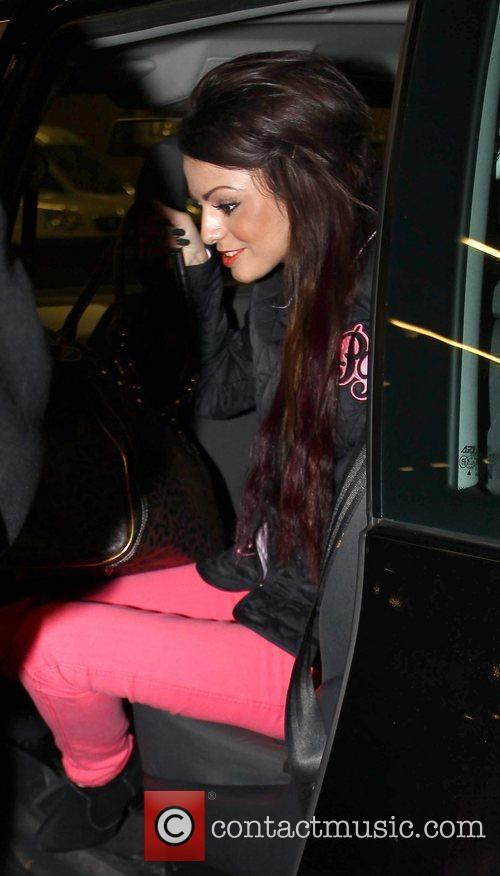 Cher Lloyd X Factor Finalists out and about...