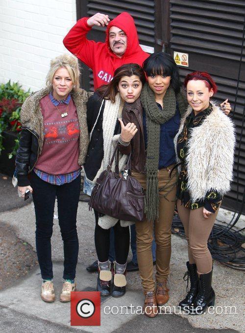 Sophie Wardman, Geneva Lane, Esther Campbell, Rebecca Creighton...