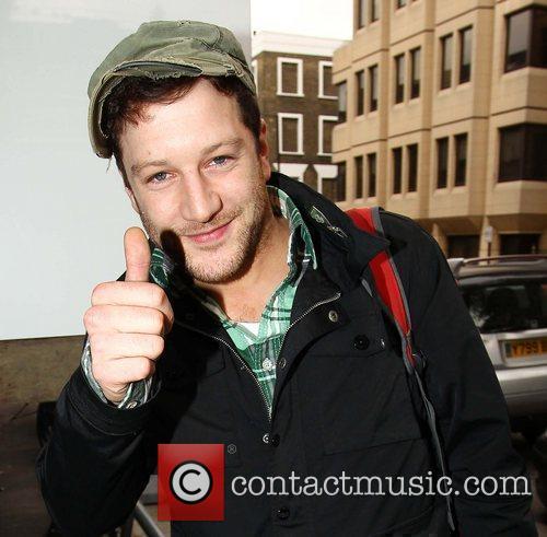 X Factor contestant Matt Cardle  pops to...