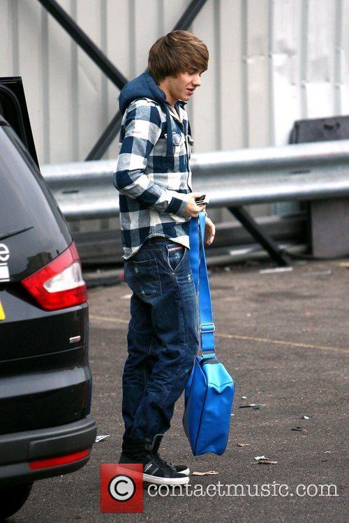 X Factor finalist Liam Payne of boy band...