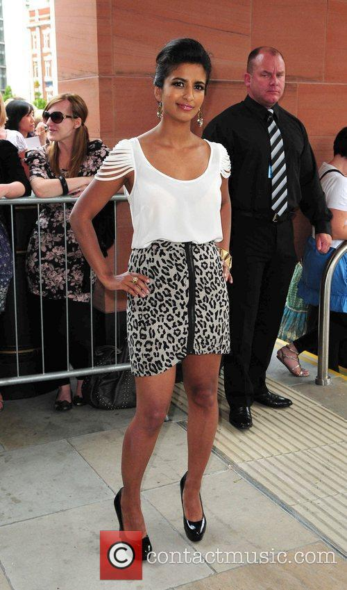 Konnie Huq X Factor Auditions at the Manchester...