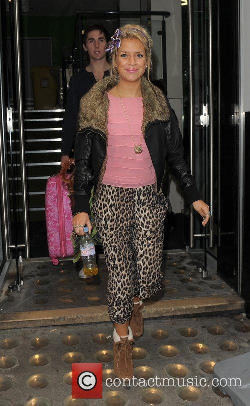 X Factor contestant Sophia Wardman from girl group...