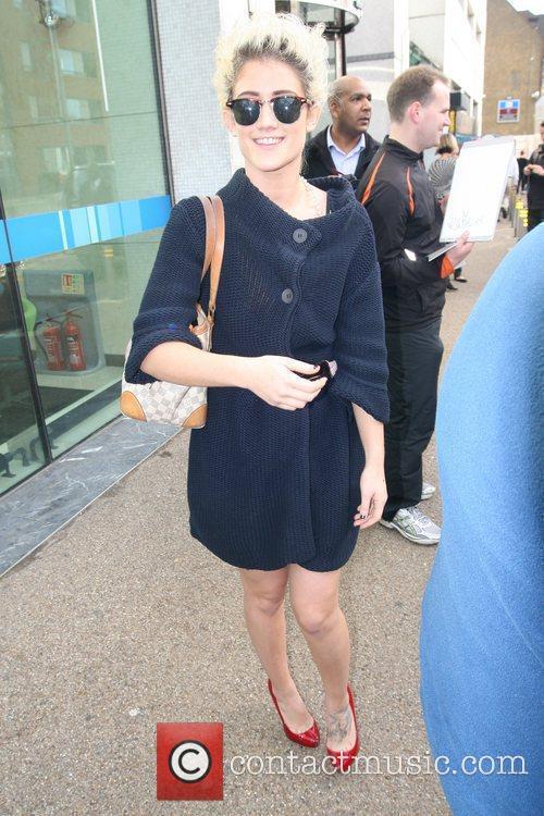X Factor contestant Katie Waissel aka Katie Vogel...