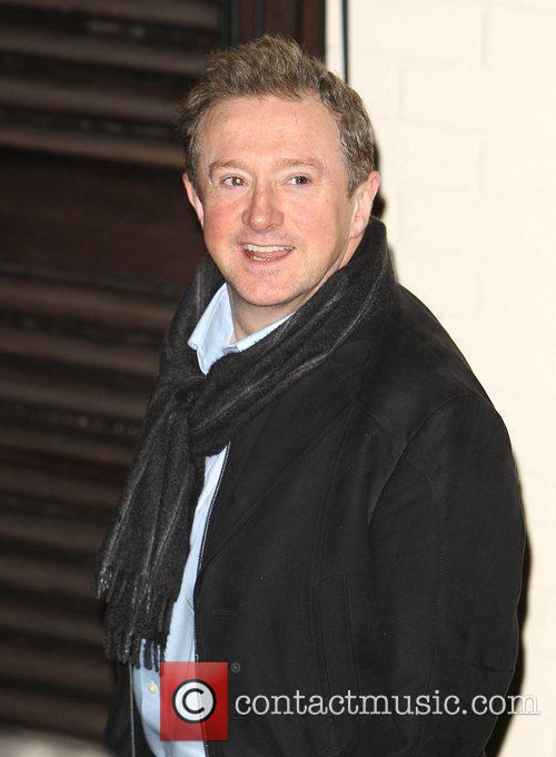 Louis Walsh   arrives at the X...