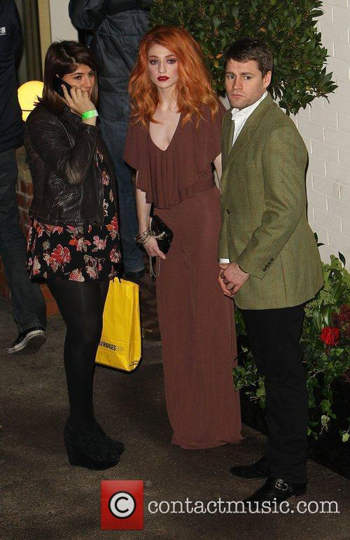 Nicola Roberts and Charlie Fennell 7