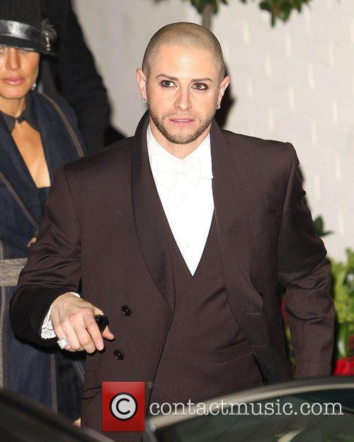 Brian Friedman,  leaves the studio after 'The...
