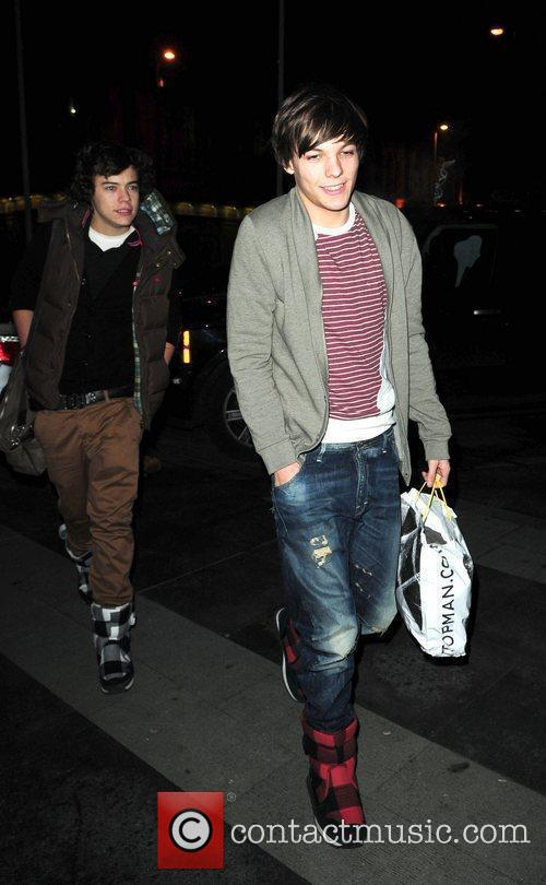 Louis Tomlinson, Harry Stlyes X Factor Finalists 'One...
